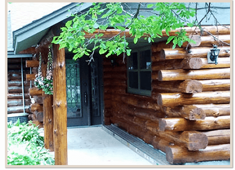 Log Home Restoration Mauston Wi Log Cabin Restoration Services