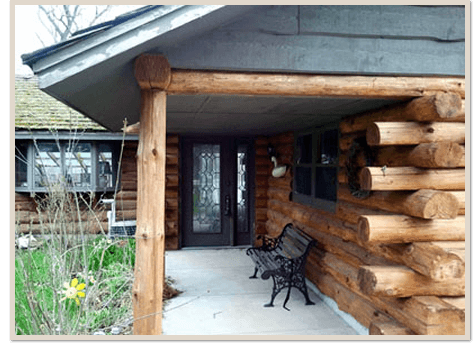 Log home restoration mauston wi log cabin restoration services for Log cabin restoration